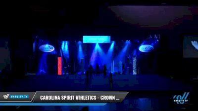 Carolina Spirit Athletics - Crown 5harks [2021 L5 Junior Day 2] 2021 Return to Atlantis: Myrtle Beach