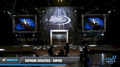 Supreme Athletics - Empire [2021 L1.1 Mini - PREP Day 1] 2021 The U.S. Finals: Louisville