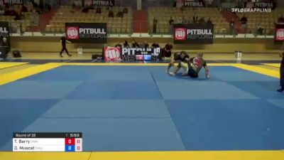 Thomas Barry vs David Muscat 1st ADCC European, Middle East & African Trial 2021