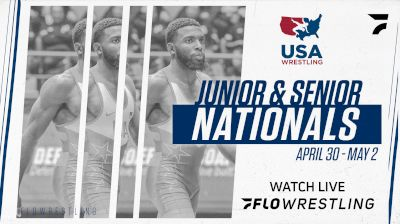 Full Replay: Bout Board - UWW Junior and Senior Nationals - May 2