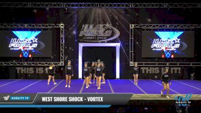 West Shore Shock - Vortex [2021 L2 Performance Recreation - 18 and Younger (NON) - Small Day 1] 2021 The U.S. Finals: Ocean City