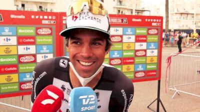 Vuelta a España: Michael Matthews Plans For Stage Win Fight