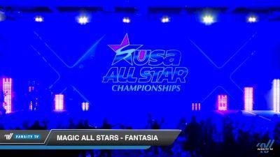 Magic All Stars - Fantasia [2019 Youth 2 Day 1] 2019 USA All Star Championships