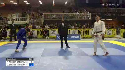 FABRICIO ANDREY BATISTA JUNIOR vs DANILO SOARES MOREIRA 2021 Pan Jiu-Jitsu IBJJF Championship