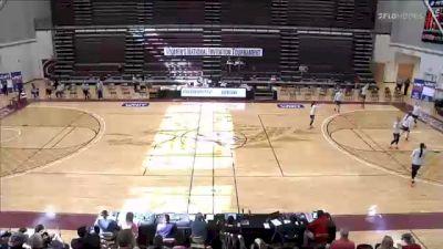 Louisiana vs. UT Martin - 2021 WNIT - Round 2, Memphis Regional