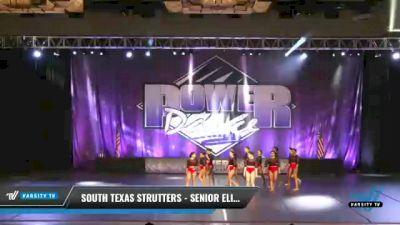 South Texas Strutters - Senior Elite [2021 Senior - Jazz - Small Day 2] 2021 ACP Power Dance Nationals & TX State Championship