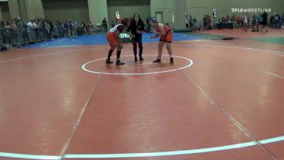136 lbs Prelims - Makayla Harrison, RPA Wrestling vs Kailani Barrientos, Florida