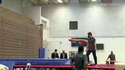 Akash Modi - Vault, Stanford University Mens Gymnastics - 2021 Men's Olympic Team Prep Camp