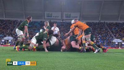 Replay: South Africa vs Australia | Sep 12