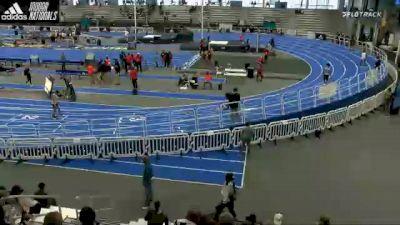 High School Boys' 4x200m Relay Open, Heat 1