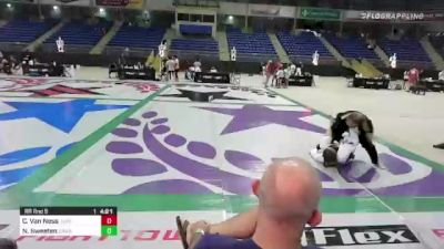Ciara Van Ness vs Nadia Sweeten 2021 F2W Colorado Open - EVENT