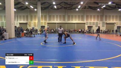 Semifinal - Alexander Butler, Missouri vs Zach Sherman, North Carolina