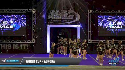 World Cup - Aurora [2021 L5 Senior Open Day 2] 2021 The U.S. Finals: Ocean City