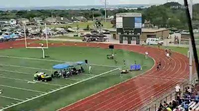 Youth Boys' 400m Hurdles, Finals 2 - Age 17-18