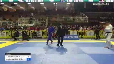 TAINAN DALPRA COSTA vs ALEXANDRE JOAQUIM DE JESUS 2021 Pan Jiu-Jitsu IBJJF Championship