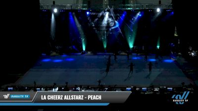 LA Cheerz Allstarz - Peach [2021 L1 Youth - D2 - Small - B Day 2] 2021 The U.S. Finals: Pensacola