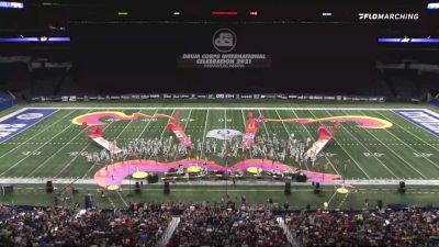 """Highlight: Bluecoats """"Lucy"""" Final 2 Minutes & Crowd Reaction"""