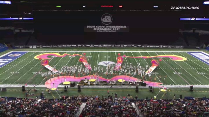 Watch The Bluecoats Final 2 Minutes & Crowd Reaction