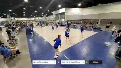 IVC JC 16 Richard vs 575 VB 16 Clay/Olivia - 2021 Lil Big South