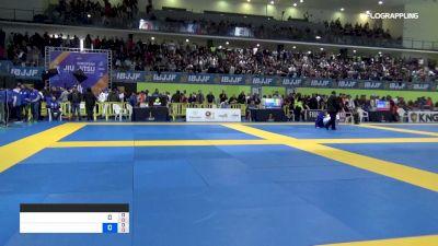 FERNANDO BORGES vs MANSUR MAKHMAKHANOV 2019 European Jiu-Jitsu IBJJF Championship