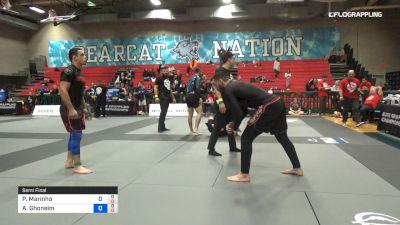 Pedro Marinho vs Amr Ghoneim 2019 Elite Grappling Championships 3