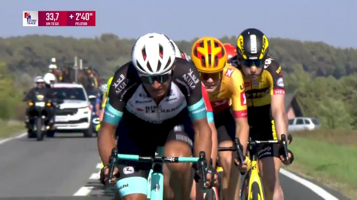 Replay: 2021 CRO Race, Stage 6