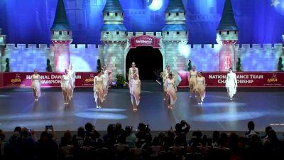 Grandview High School [2018 Medium Jazz Finals] UDA National Dance Team Championship
