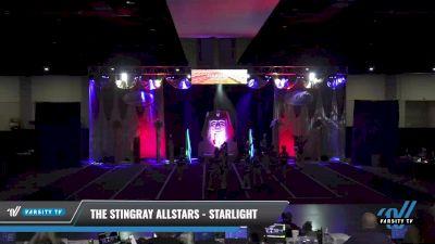 The Stingray Allstars - Starlight [2021 L5 Junior Coed Day 2] 2021 Queen of the Nile: Richmond