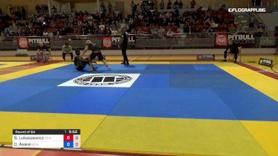 Bartosz Lukaszewicz vs Davis Asare 2019 2nd ADCC European Trials