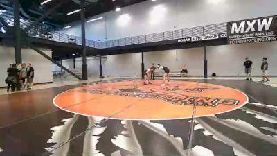 170 lbs Prelims - Dominick Coy, Pound IV Pound Wrestling Gym vs Jesse Herrera, Elite Athletic Club