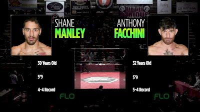 Anthony Facchini vs. Shane Manley | ROC 66