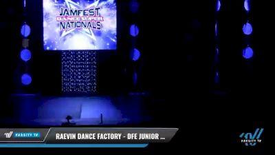 Raevin Dance Factory - DFE Junior Lyrical [2021 Junior - Contemporary/Lyrical - Small Day 2] 2021 JAMfest: Dance Super Nationals