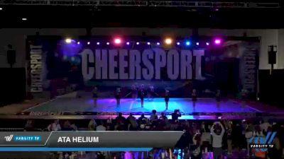 ATA Helium [2021 Mini 1] 2021 CHEERSPORT: Atlanta Grand Championship