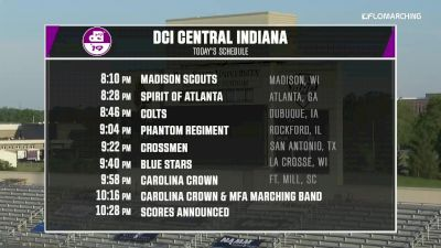 Full Replay - 2019 DCI Central Indiana - Multi Cam - Jun 28, 2019 at 8:01 PM EDT