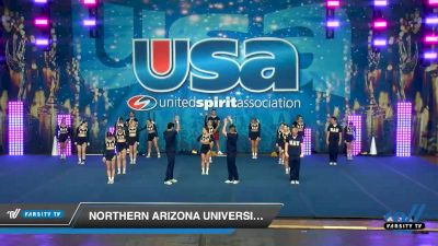 Northern Arizona University [2020 Small Co-Ed Show Cheer 4-Year College -- Division I Day 2] 2020 USA Collegiate Championships