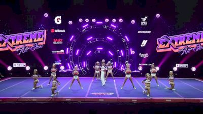 Extreme All Stars - Senior 5 [2018 L5 XS Coed Day 2] NCA All-Star National Championship