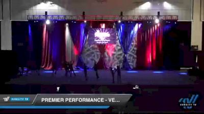 Premier Performance - Vengeance [2021 L2 Junior - D2 - Small Day 2] 2021 The American Royale DI & DII