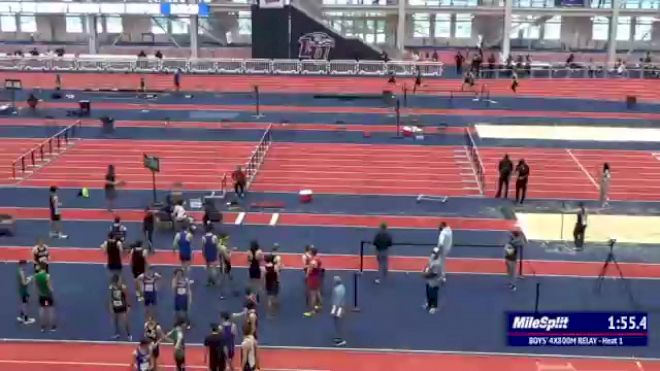 Full Replay - VHSL Indoor Championships | Class 1-2 - Track Events - Mar 3, 2021 at 2:29 PM CST