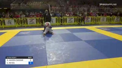 DYLAN KAIDEN CASSAR vs CASH REYES 2021 Pan Kids Jiu-Jitsu IBJJF Championship