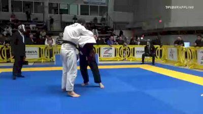 GUILHERME WILSON S. CORDIVIOLA vs JOÃO GABRIEL DE OLIVEIRA E S. RO 2020 American National IBJJF Jiu-Jitsu Championship