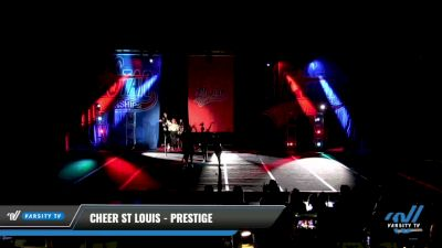 Cheer St. Louis - Prestige [2021 L6 International Open Coed - NT Day 2] 2021 ASCS: Tournament of Champions & All Star Prep Nationals