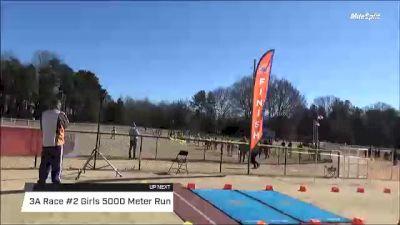 High School Girls' 5k 3A Race #2