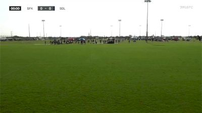 Soccerfokids Select FC vs. Solar MLS Elite - 2020 Premier Supercopa - Semifinals