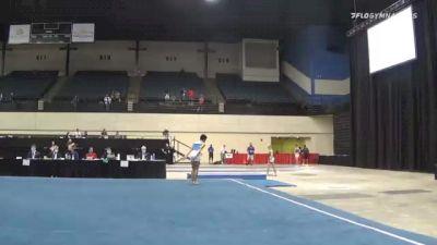 John David Glaser - Floor, SLGC - 2021 USA Gymnastics Development Program National Championships