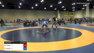 57 kg Prelims - Brody Teske, Panther Wrestling Club RTC vs Caleb Smith, Unattached