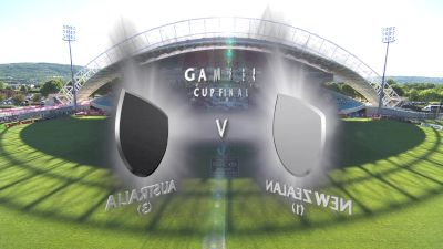 HSBC Sevens: New Zealand vs Australia Cup Final