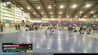 Round 3 - Brayden McMillan, Ravage vs Gatlan Talbot, ATC