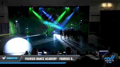 Foursis Dance Academy - Foursis Dazzler Jr Large Dance Team [2021 Junior - Jazz - Large Day 2] 2021 CSG Dance Nationals