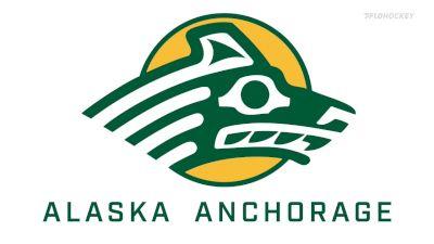 Full Replay - Bowling Green vs Alaska Anchorage | WCHA (M)