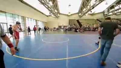 162 lbs Round Of 32 - Nick Bernik, RedNose Wrestling School vs Ryan Sims, VHW